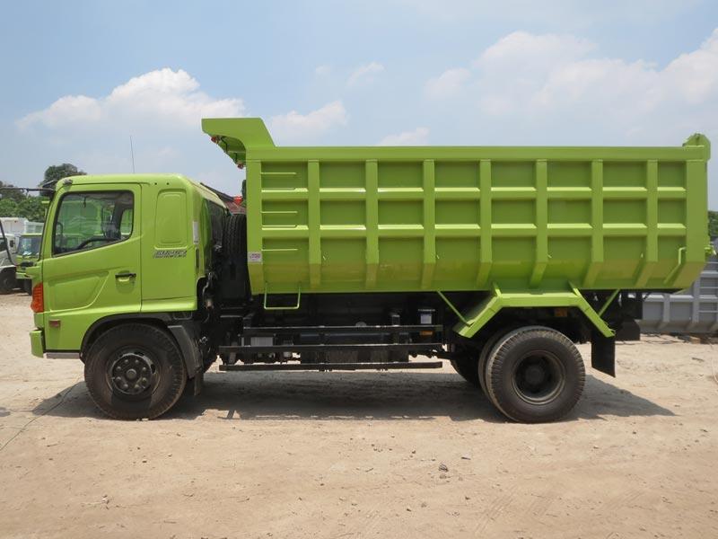 Dump truk engkel karoseri hmm dump truk engkel altavistaventures Gallery
